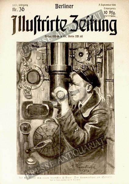 Berliner Illustrirte Zeitung, 03.09.1916 bis 09.09.1916