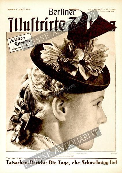 Berliner Illustrirte Zeitung, 02.03.1939 bis 08.03.1939
