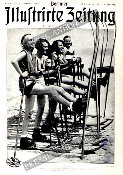 Berliner Illustrirte Zeitung, 07.09.1930 bis 13.09.1930