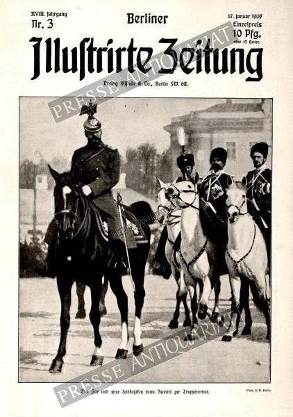Berliner Illustrirte Zeitung, 17.01.1909 bis 23.01.1909