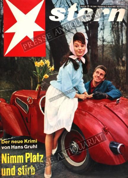 Stern Magazin, 02.04.1961 bis 08.04.1961