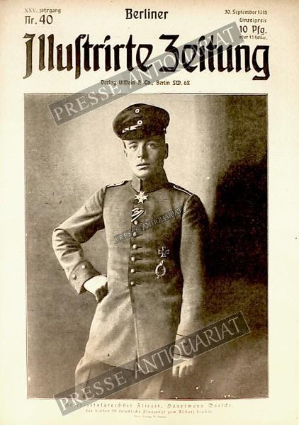 Berliner Illustrirte Zeitung, 30.09.1916 bis 06.10.1916