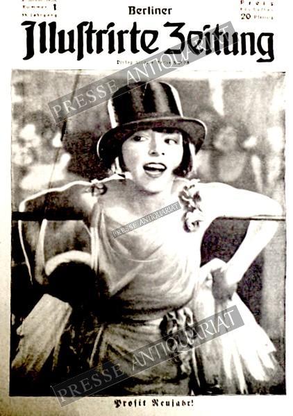Berliner Illustrirte Zeitung, 03.01.1926 bis 09.01.1926