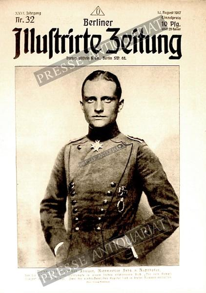 Berliner Illustrirte Zeitung, 12.08.1917 bis 18.08.1917