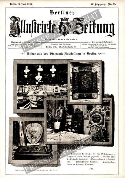 Berliner Illustrirte Zeitung, 09.06.1895 bis 15.06.1895