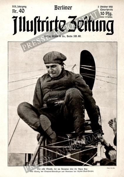 Berliner Illustrirte Zeitung, 02.10.1910 bis 08.10.1910