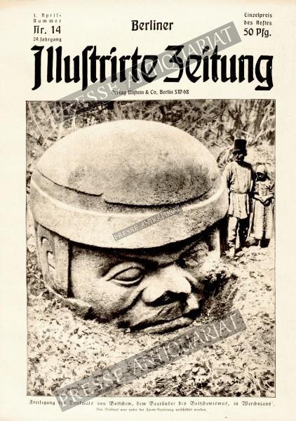 Berliner Illustrirte Zeitung, 01.04.1920 bis 07.04.1920