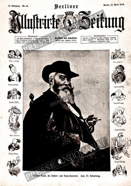 Berliner Illustrirte Zeitung, 13.04.1902 bis 19.04.1902