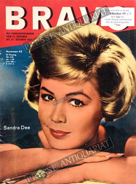 BRAVO Jugendzeitschrift, 15.10.1961 bis 21.10.1961