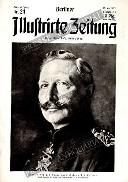 Berliner Illustrirte Zeitung, 15.06.1913 bis 21.06.1913