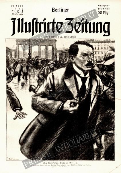 Berliner Illustrirte Zeitung, 28.03.1920 bis 03.04.1920
