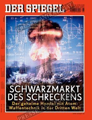 DER SPIEGEL Nr. 5, 26.1.2004 bis 1.2.2004