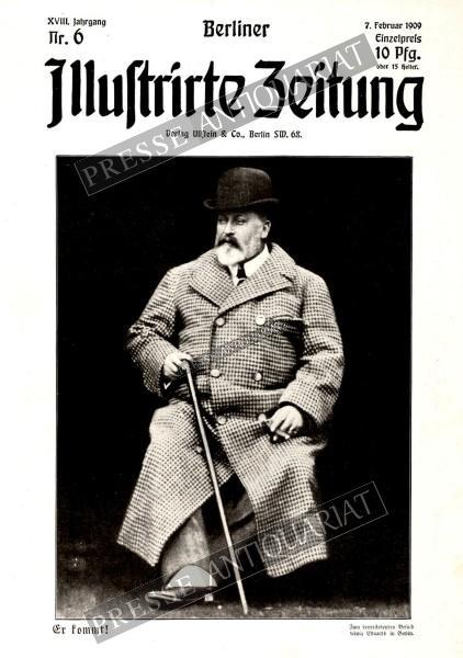 Berliner Illustrirte Zeitung, 07.02.1909 bis 13.02.1909