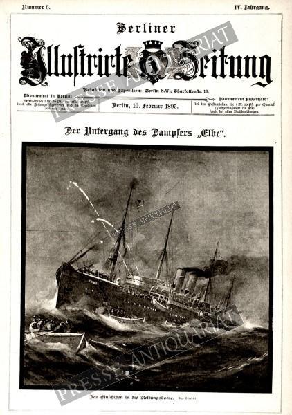 Berliner Illustrirte Zeitung, 10.02.1895 bis 16.02.1895