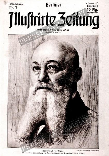 Berliner Illustrirte Zeitung, 24.01.1915 bis 30.01.1915