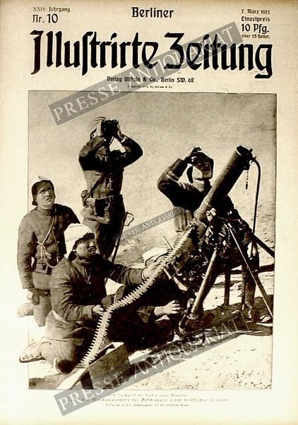 Berliner Illustrirte Zeitung, 07.03.1915 bis 13.03.1915