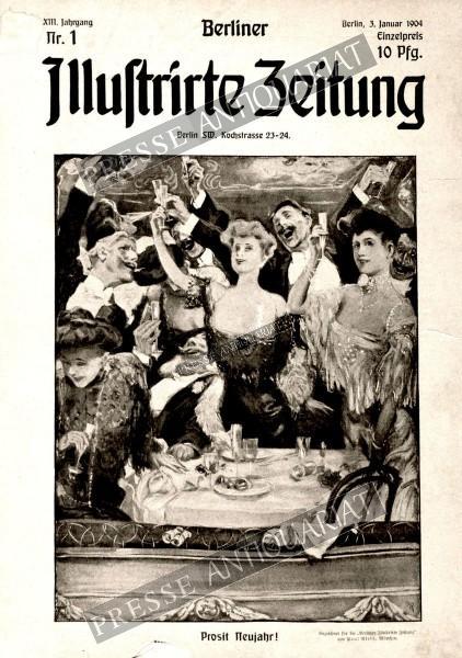 Berliner Illustrirte Zeitung, 03.01.1904 bis 09.01.1904