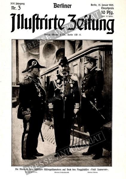 Berliner Illustrirte Zeitung, 15.01.1905 bis 21.01.1905