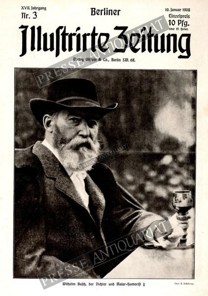 Berliner Illustrirte Zeitung, 19.01.1908 bis 25.01.1908