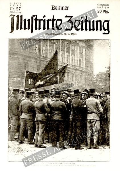 Berliner Illustrirte Zeitung, 06.07.1919 bis 12.07.1919