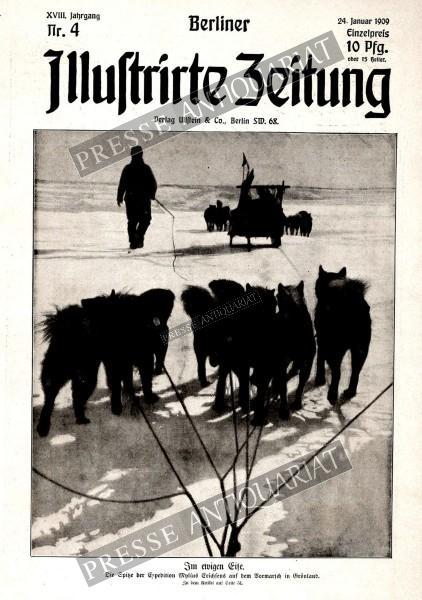 Berliner Illustrirte Zeitung, 24.01.1909 bis 30.01.1909