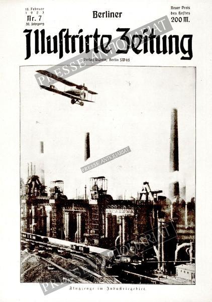Berliner Illustrirte Zeitung, 18.02.1923 bis 24.02.1923