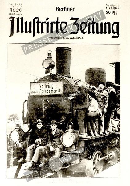 Berliner Illustrirte Zeitung, 20.07.1919 bis 26.07.1919