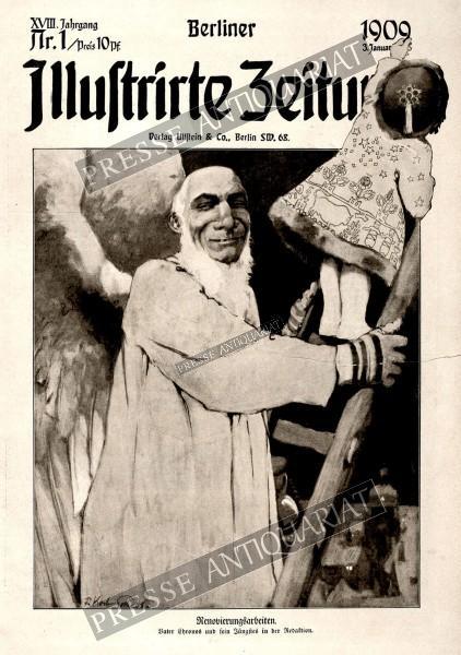 Berliner Illustrirte Zeitung, 03.01.1909 bis 09.01.1909