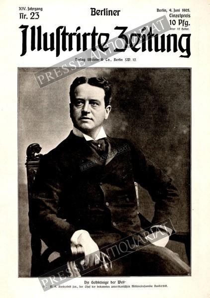 Berliner Illustrirte Zeitung, 04.06.1905 bis 10.06.1905
