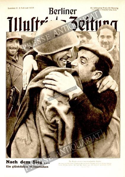 Berliner Illustrirte Zeitung, 02.02.1939 bis 08.02.1939