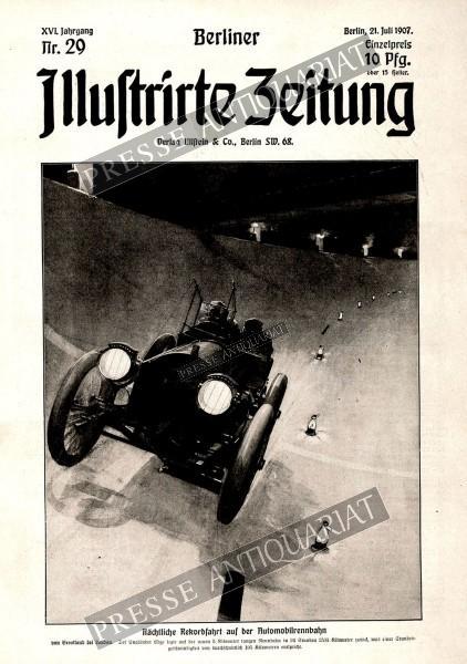 Berliner Illustrirte Zeitung, 21.07.1907 bis 27.07.1907